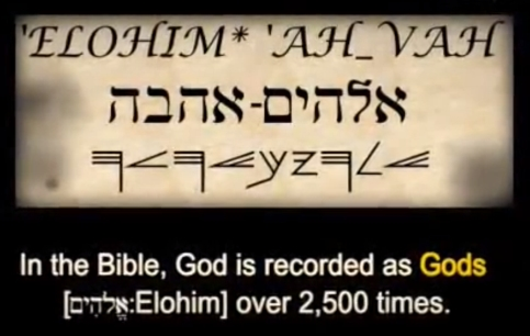 Hebrew God ElohimElohim In Hebrew